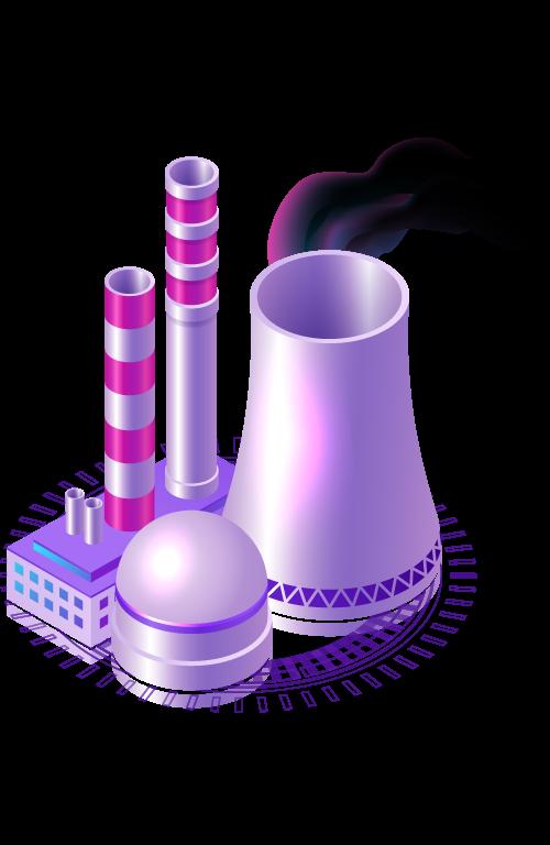 Le centre nucléaire de production d'électricité